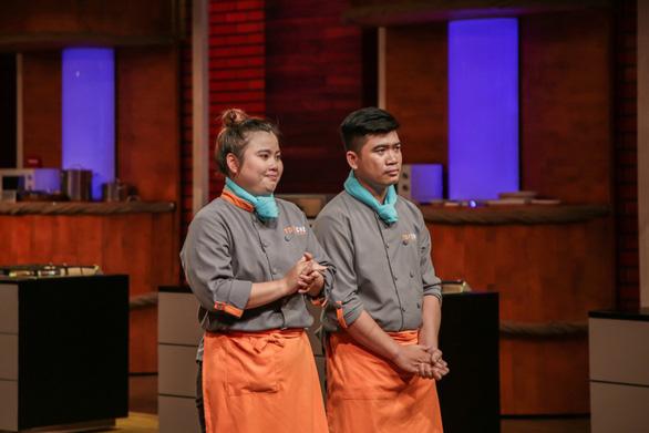 Yến Nhi - Nữ đầu bếp đầu tiên rời Top Chef Vietnam 2019 - Ảnh 4.