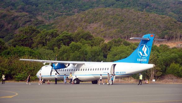 Đề nghị sớm điều chỉnh quy hoạch để nâng cấp sân bay Côn Đảo - Ảnh 2.