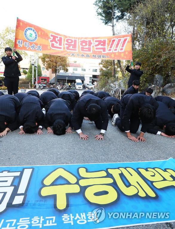 Hàn Quốc im ắng chờ nửa triệu học sinh thi đại học - Ảnh 5.