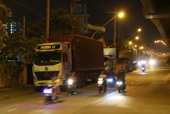 Xe tải vào đường cấm, giờ cấm ở TP.HCM phải xử lý ra sao? - Ảnh 3.