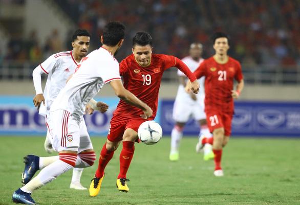 Tuyển Việt Nam đá vòng loại World Cup 2022 ở UAE - Ảnh 1.