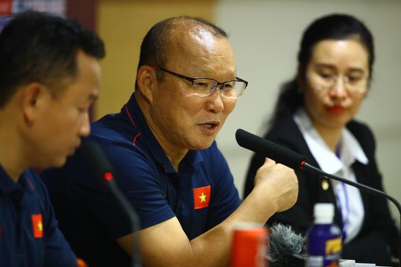 HLV Park Hang Seo: Tuấn Anh là cầu thủ tài năng của bóng đá Việt Nam - Ảnh 1.