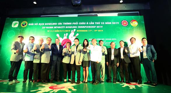 Bowling Việt Nam cọ xát trước thềm SEA Games 2019 - Ảnh 2.