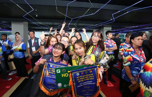 Bowling Việt Nam cọ xát trước thềm SEA Games 2019 - Ảnh 1.