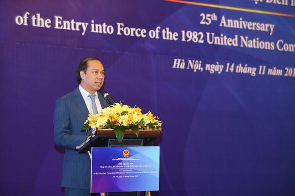 Bảo vệ Biển Đông, Việt Nam sẽ kêu gọi các quốc gia tuân thủ UNCLOS - Ảnh 1.
