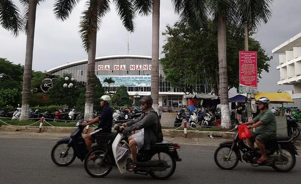 Di dời ga Đà Nẵng: Tốn hơn 12.000 tỉ đồng - Ảnh 1.