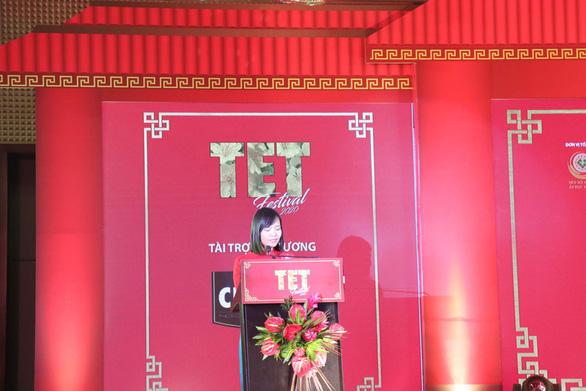 Chin-su đồng hành Lễ hội Tết Việt – Tết Festival 2020 - Ảnh 2.