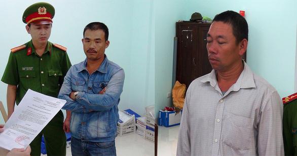 Nhận hối lộ, 2 cán bộ Chi cục Thủy sản Quảng Nam bị khởi tố  - Ảnh 3.