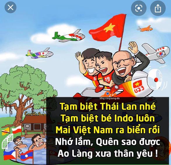 Đá thế này Việt Nam giành vé dự World Cup 2022 chứ chả chơi - Ảnh 2.