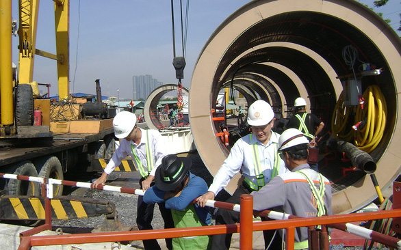 Chủ đầu tư nói gì việc loại nhà thầu nhà máy nước thải Nhiêu Lộc - Thị Nghè bỏ giá thấp nhất? - Ảnh 1.