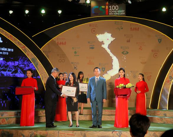 HEINEKEN Việt Nam tiếp tục là một trong các Doanh nghiệp bền vững nhất Việt Nam - Ảnh 1.