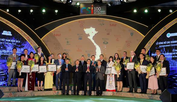 HEINEKEN Việt Nam tiếp tục là một trong các Doanh nghiệp bền vững nhất Việt Nam - Ảnh 2.