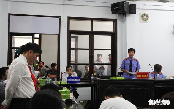 Đề nghị phạt vợ chồng luật sư Trần Vũ Hải 12-15 tháng cải tạo không giam giữ - Ảnh 2.