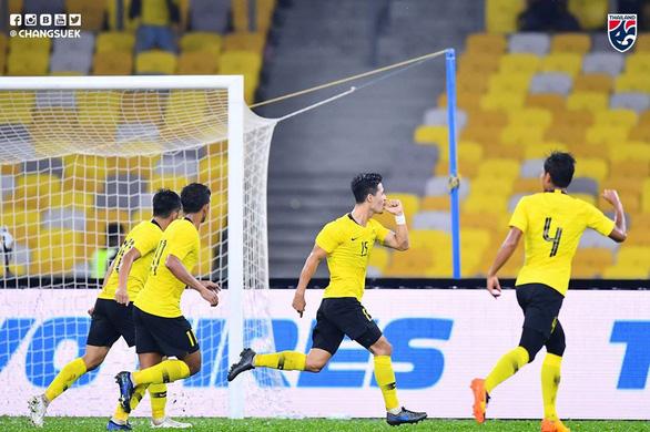 Thái chết nghẹn khi thua ngược Malaysia 1-2 - Ảnh 1.
