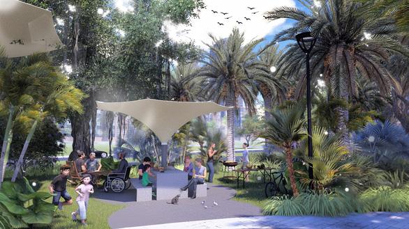 Ấn tượng với những điều đặc biệt tại Eco Green Saigon - Ảnh 2.
