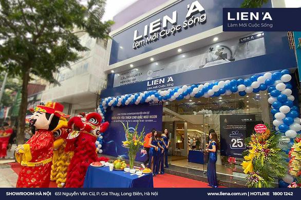 Liên Á khai trương showroom thứ 15 tại Hà Nội - Ảnh 1.