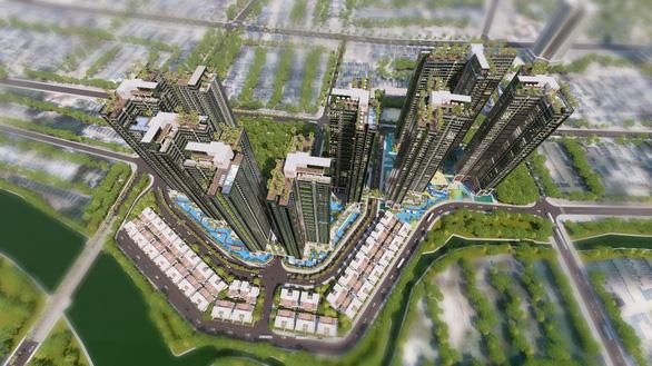 Những dự án sở hữu không gian sống như resort giữa TP.HCM - Ảnh 1.