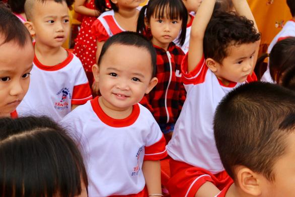 Khánh thành trường mẫu giáo CapitaLand Hope thứ 2 ở Việt Nam - Ảnh 3.