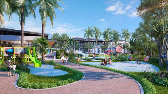 Sắp ra mắt quần thể biệt thự nghỉ dưỡng sân golf tại Tây Sài Gòn - Ảnh 3.