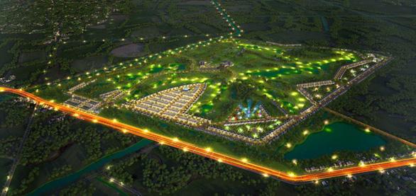 Sắp ra mắt quần thể biệt thự nghỉ dưỡng sân golf tại Tây Sài Gòn - Ảnh 4.