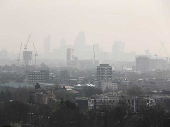 Ra luật không khí sạch để chống ô nhiễm - Ảnh 1.