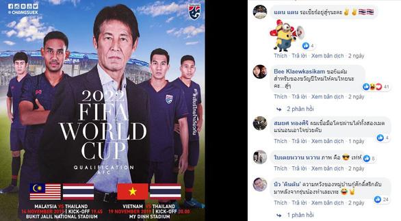 CĐV Thái dự báo tuyển Việt Nam đại bại 0-3 tối nay 14-11 trên sân Mỹ Đình - Ảnh 1.