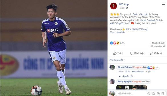 CĐV Hà Lan muốn thấy Văn Hậu ra sân cùng Heerenveen - Ảnh 1.
