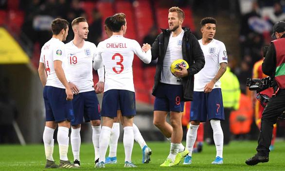 Anh, Pháp cùng đoạt vé dự Euro 2020 - Ảnh 1.