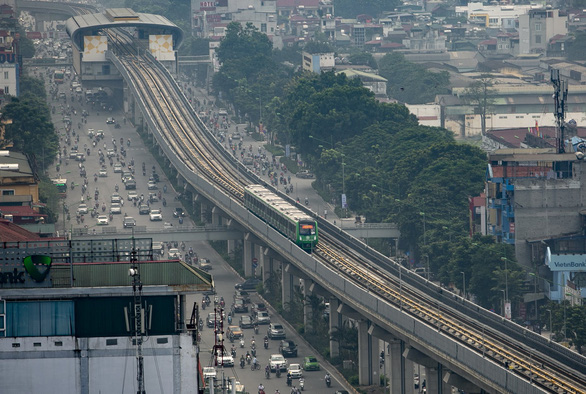 Bốn vấn đề chưa được giải quyết ở dự án đường sắt Cát Linh - Hà Đông - Ảnh 1.
