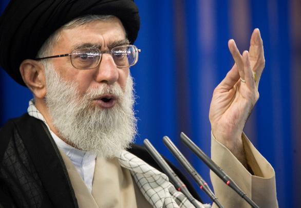 Đại giáo chủ Iran tuyên bố muốn Israel biến khỏi Trái đất - Ảnh 1.