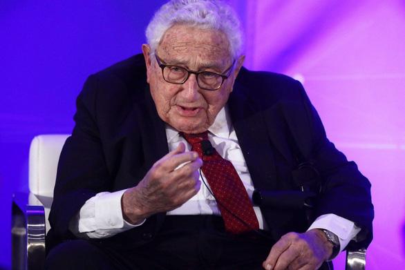 Henry Kissinger: Mỹ - Trung nên học cách chung sống hòa bình - Ảnh 1.