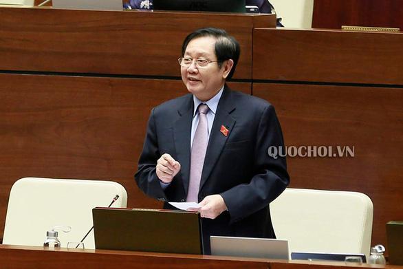 Chính phủ muốn theo đến cùng các dự án luật trình Quốc hội - Ảnh 2.