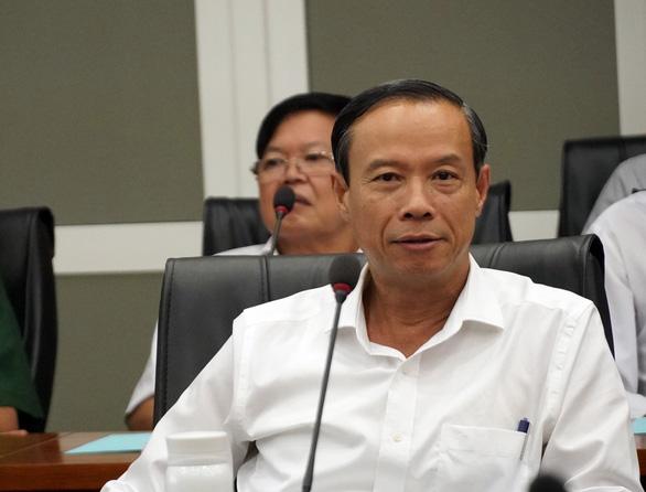 Ông Nguyễn Văn Thọ được bầu làm phó bí thư Tỉnh ủy Bà Rịa - Vũng Tàu - Ảnh 1.