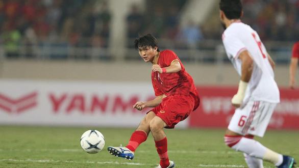 Việt Nam - UAE 1-0: Điểm sáng của lối chơi tập thể - Ảnh 2.