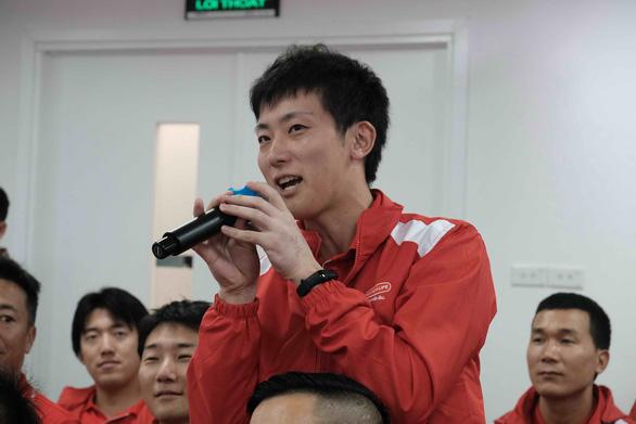Chạy khoa học cùng nhà vô địch Yoshimi Ozaki - Ảnh 3.