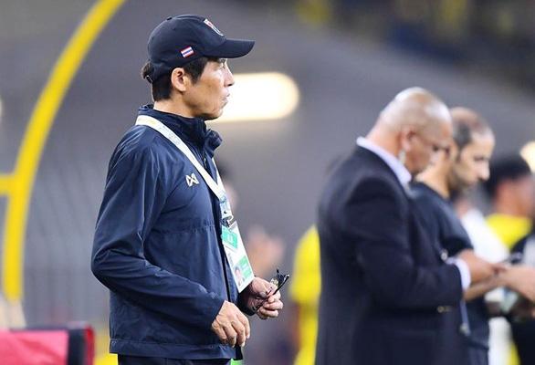 HLV Nishino sẽ rớt nếu tuyển Thái rụng ở Mỹ Đình? - Ảnh 1.