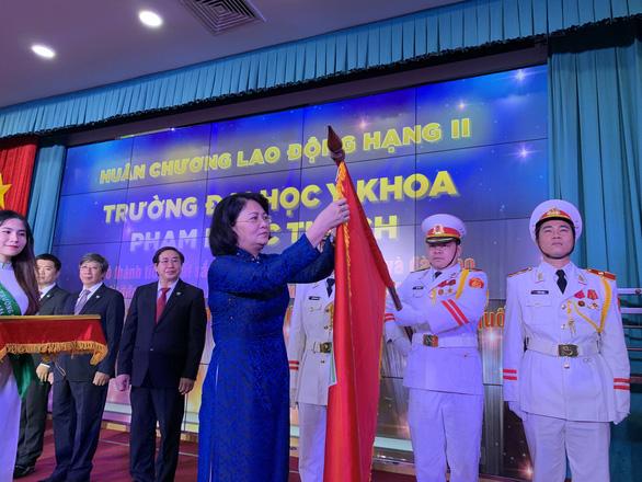 Trường ĐH Y khoa Phạm Ngọc Thạch phải đào tạo nhân lực có trình độ quốc tế - Ảnh 1.