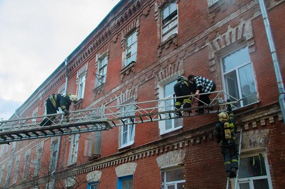 Lính PCCC giúp mèo thở oxy trong đám cháy thành 'người hùng' - Ảnh 5.