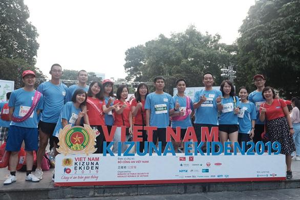 Giải chạy Kizuna Ekiden 2019: Ngày hội thể thao gắn kết tình hữu nghị - Ảnh 40.
