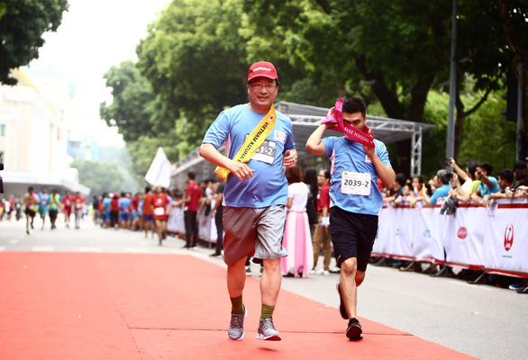 Giải chạy Kizuna Ekiden 2019: Ngày hội thể thao gắn kết tình hữu nghị - Ảnh 17.