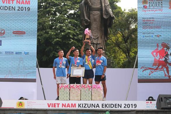 Giải chạy Kizuna Ekiden 2019: Ngày hội thể thao gắn kết tình hữu nghị - Ảnh 11.