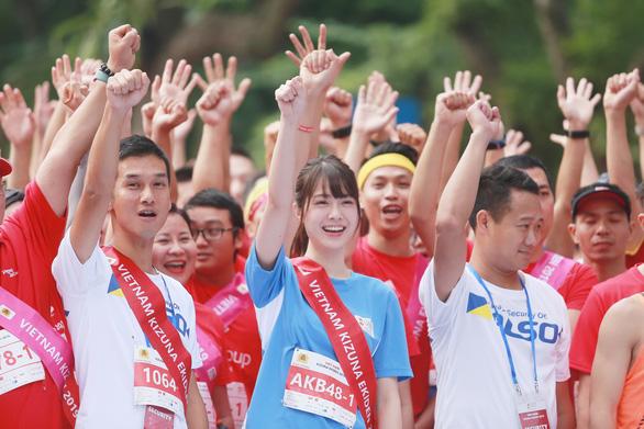 Giải chạy Kizuna Ekiden 2019: Ngày hội thể thao gắn kết tình hữu nghị - Ảnh 30.