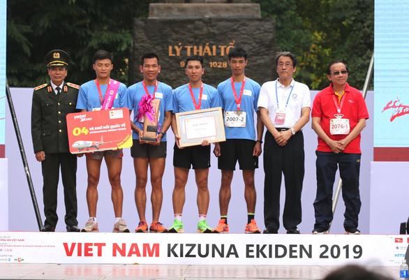 Giải chạy Kizuna Ekiden 2019: Ngày hội thể thao gắn kết tình hữu nghị - Ảnh 1.