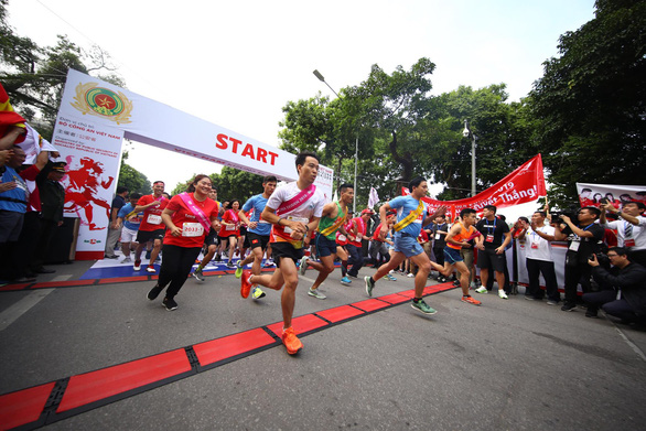 Giải chạy Kizuna Ekiden 2019: Ngày hội thể thao gắn kết tình hữu nghị - Ảnh 27.
