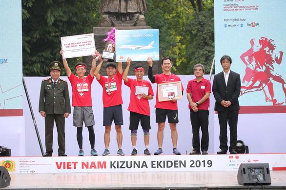 Giải chạy Kizuna Ekiden 2019: Ngày hội thể thao gắn kết tình hữu nghị - Ảnh 9.