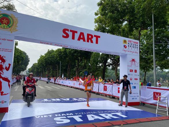 Giải chạy Kizuna Ekiden 2019: Ngày hội thể thao gắn kết tình hữu nghị - Ảnh 23.