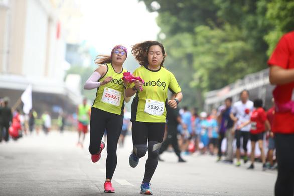Giải chạy Kizuna Ekiden 2019: Ngày hội thể thao gắn kết tình hữu nghị - Ảnh 19.