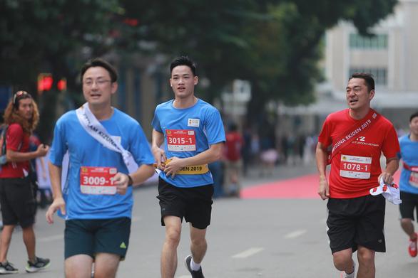 Giải chạy Kizuna Ekiden 2019: Ngày hội thể thao gắn kết tình hữu nghị - Ảnh 26.