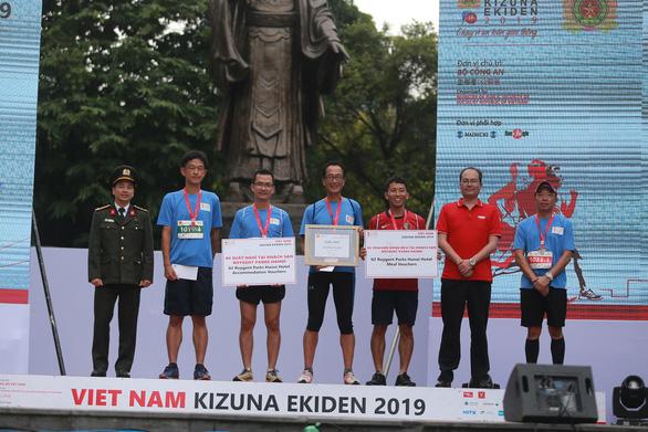 Giải chạy Kizuna Ekiden 2019: Ngày hội thể thao gắn kết tình hữu nghị - Ảnh 5.