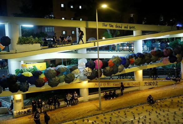 Việt Nam đã đưa 40 sinh viên tại Hong Kong về nước giữa biểu tình - Ảnh 1.